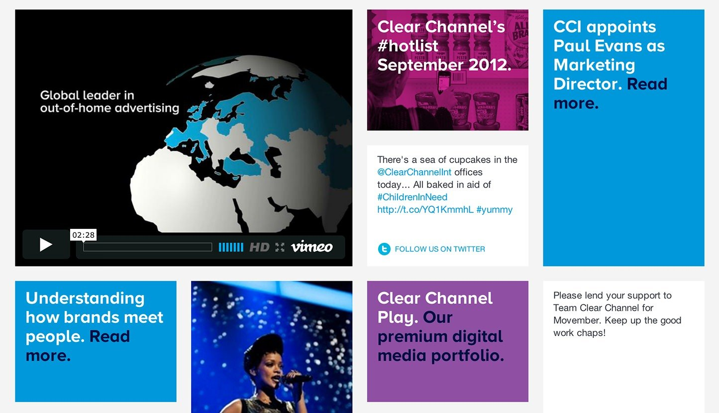 Clear Channel International